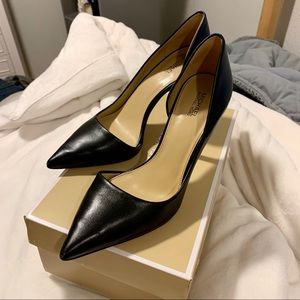 Michael Kors Black Julietta Heels